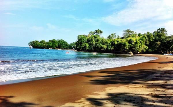 wisata pantai Batu Karas Pangandaran Trip