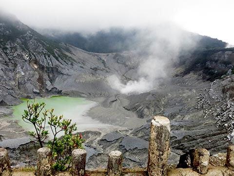 Wisata Tangkuban Perahu Lembang Bandung