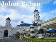 Paket Tour Johor Malaysia