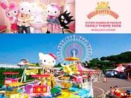 Tour Malaysia Johor Hello Kitty Town