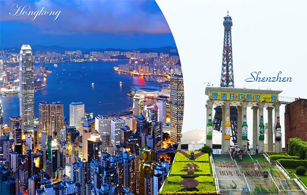 Paket Tour Hongkong-Shenzhen