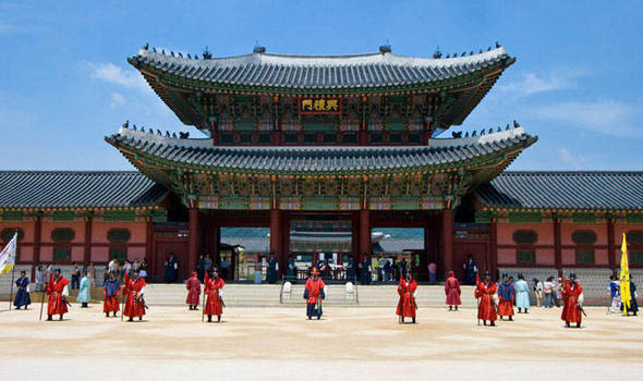 Paket Muslim Tour and Travel Korea