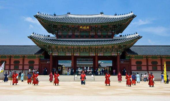 Paket Muslim Tour and Travel Korea