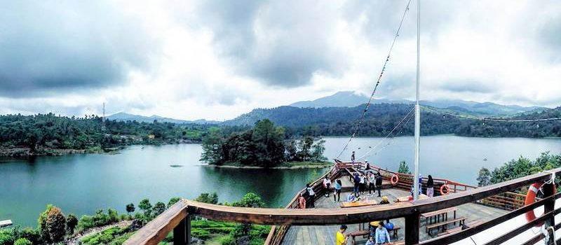Pake Wisata alam Bandung glamping-lakeside-ciwidey