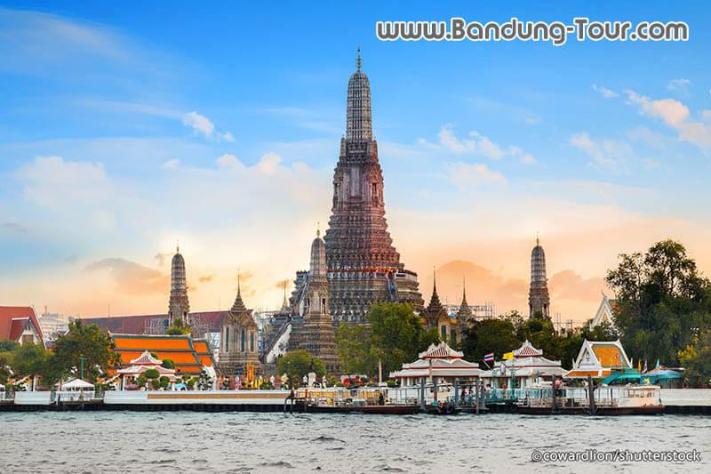 Paket Tour Wisata Bangkok Pattaya Thailand 2018 4D3N