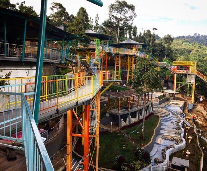 Tempat Wisata Hits di Bandung 2018 D-dieuland
