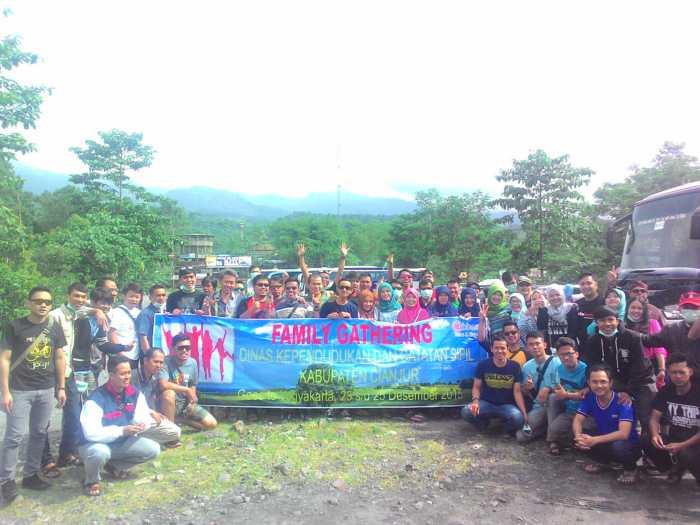 Paket Wisata Family Gathering dan Outbound Program 3D2N Bandung