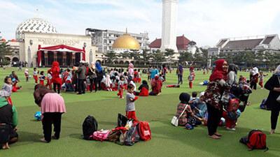 Alun-alun-Kota-Bandung