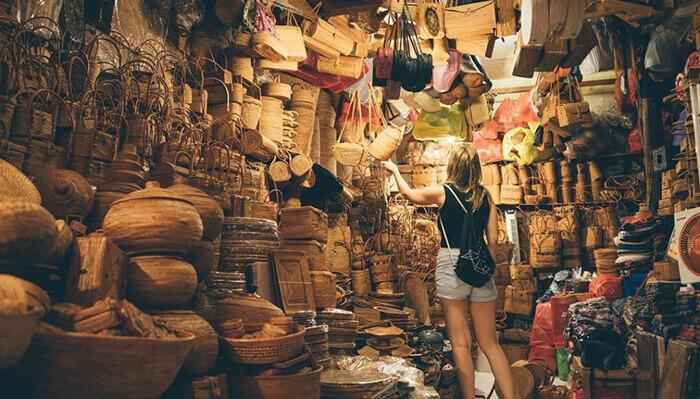Pasar Tradisional Ubud Bali