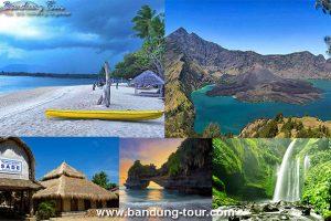 Tempat Wisata di Lombok yang Eksotis dan Populer