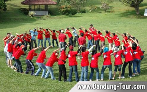 Family Gathering dan Outbound Program 1 Day