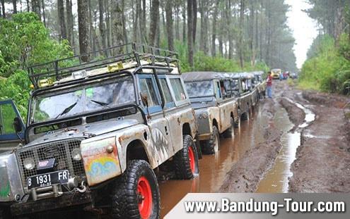 Offroad Cikole Lembang Bandung