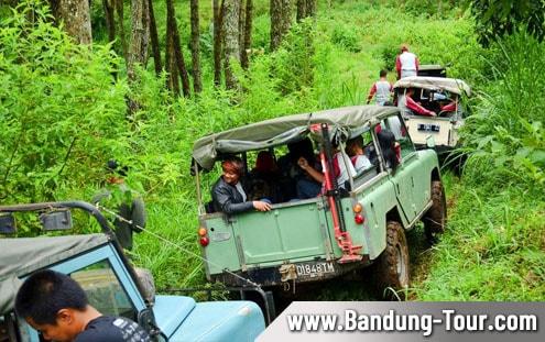Family Gathering Offroad Lembang