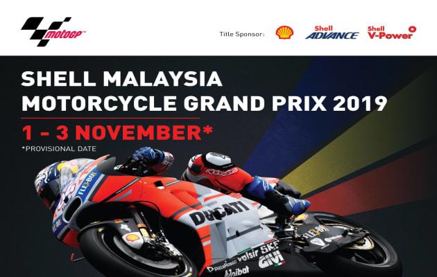 Tour dan Paket Nonton MotoGP Sepang 2019 3D2N