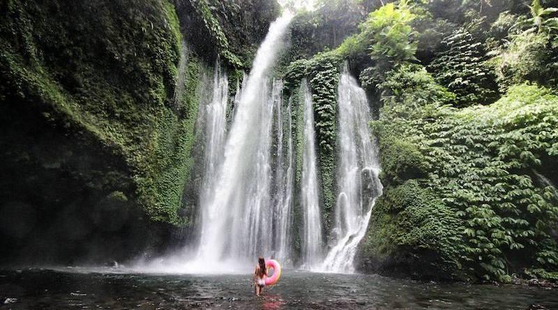 Paket Tour Lombok Sendanggile & Tiu Kelep Waterfall 4 Hari 3 Malam