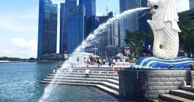 Paket Tour Singapore Free & Easy 3D2N